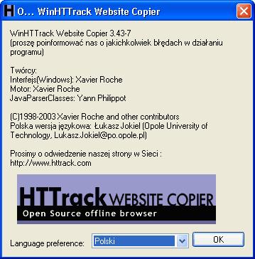 HTTrack WebSite Copier Portable