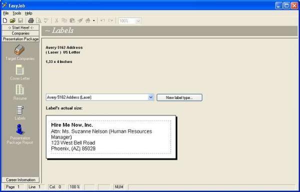 download easyjob resume builder for windows