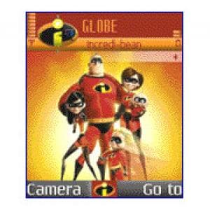 The Incredibles Theme 6600