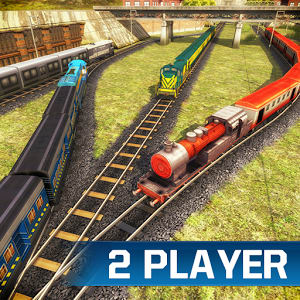 Indian Train Racing Games 3D Varies with device