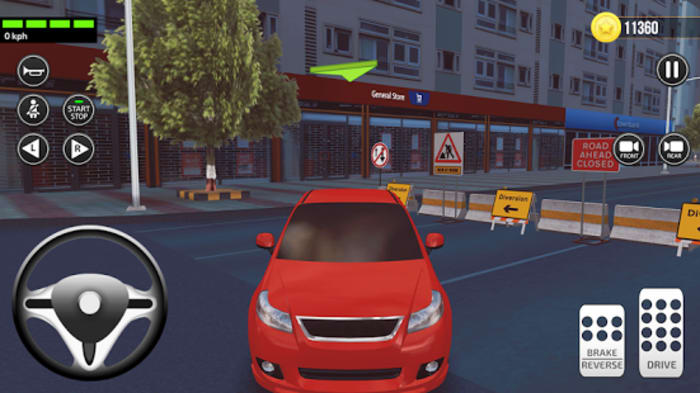 Driving Academy – India 3D Varies with device