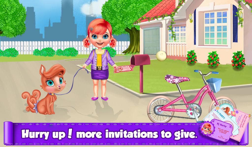 Princess Pets PJ Party