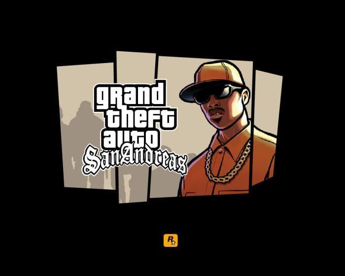 GTA: San Andreas Homeboys Ecran de veille