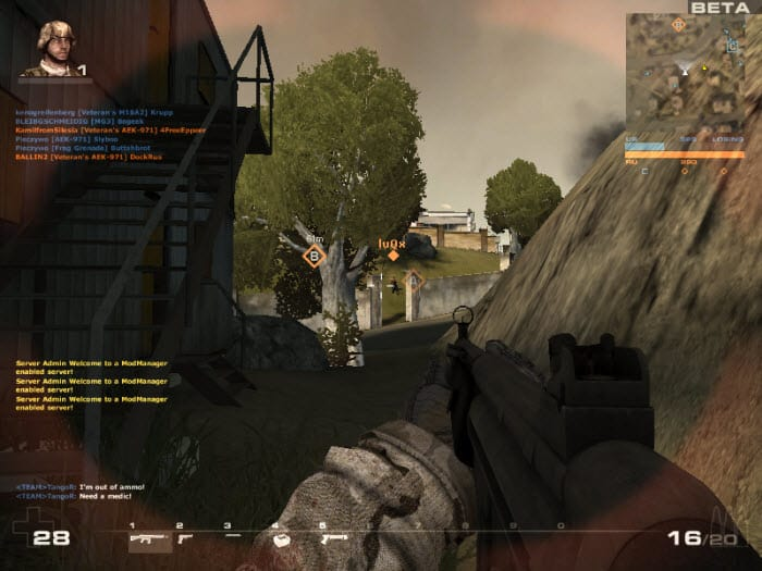 Battlefield Play4Free - Yes I know bad game but we loved it. Battlefield