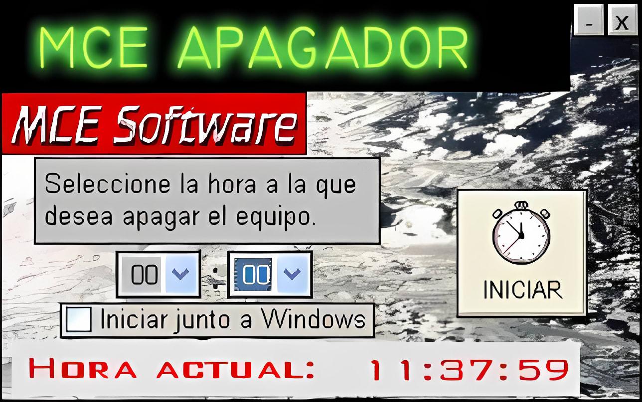MCE Apagador