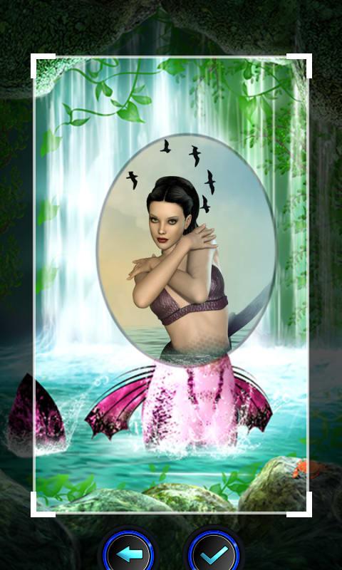 Mermaid Photo Frames