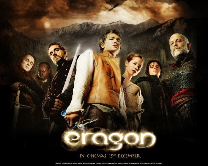 Fondo de pantalla de Eragon