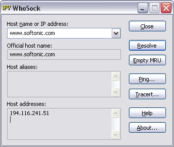 WhoSock