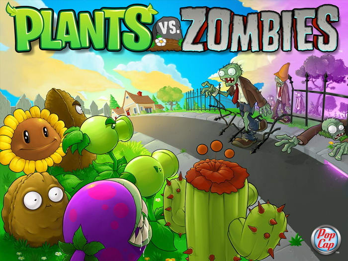 Plants vs. Zombies Wallpaper Pack