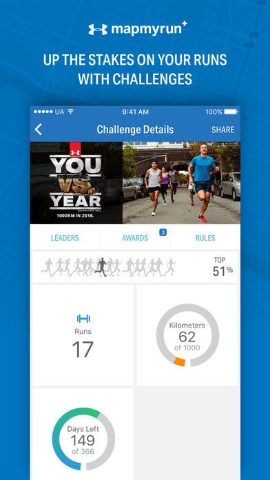 Map My Run+ - GPS Running & Workout Tracker