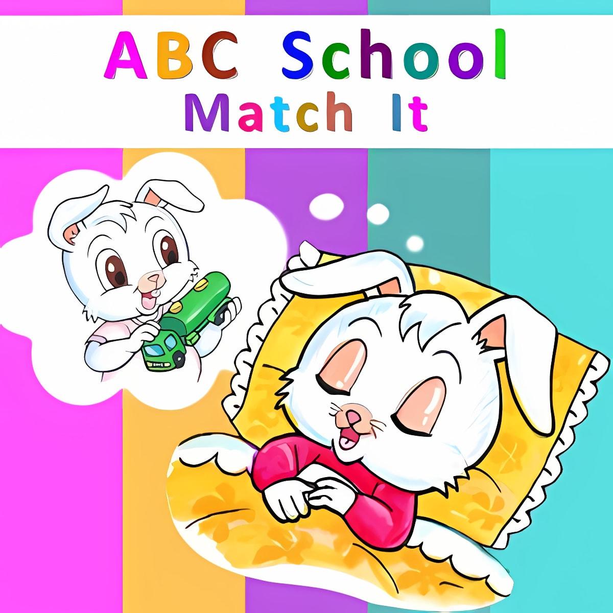 ABC School - Match It