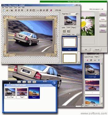 Photo Album Designer