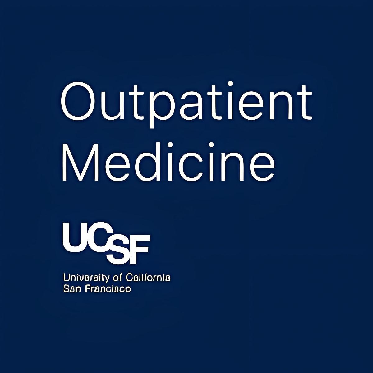 UCSF Outpatient Med. Handbook 6.0.0