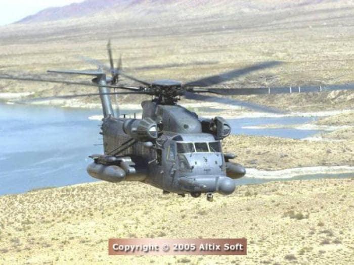 Air Force Screen Saver