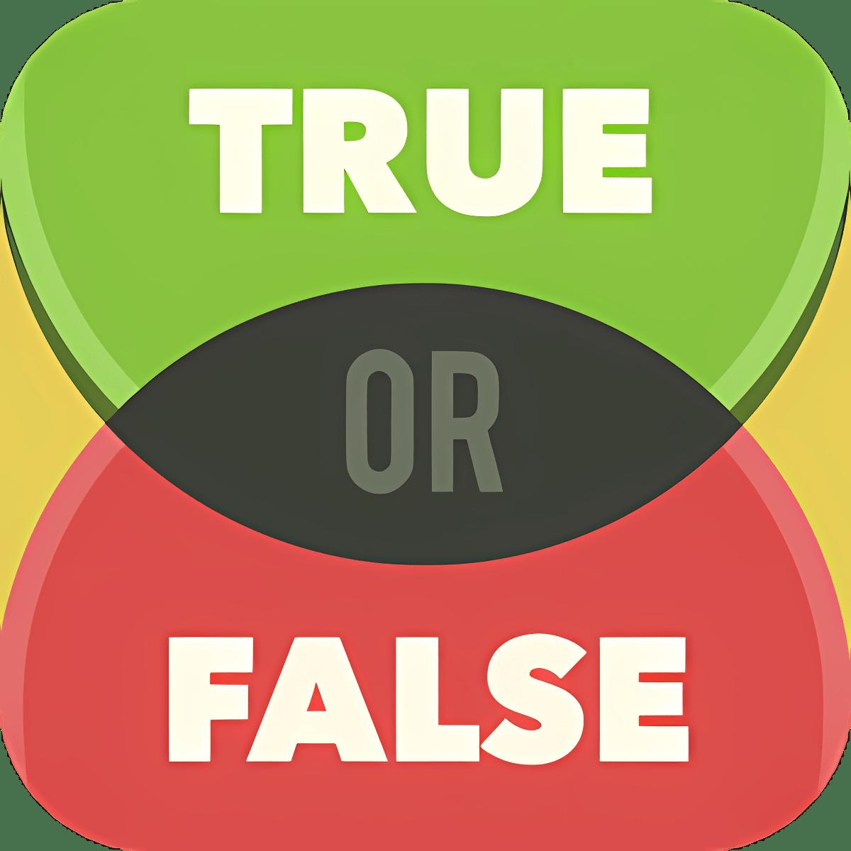 Cierto o falso