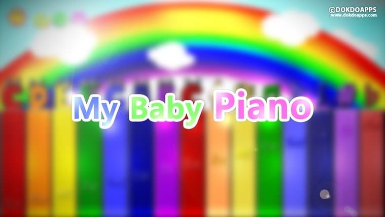 My baby Piano free para Windows 10