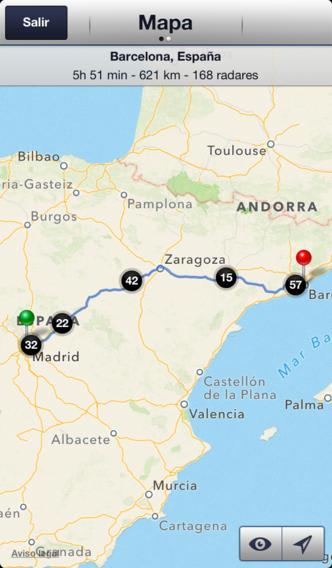AvisaMe: Radares España