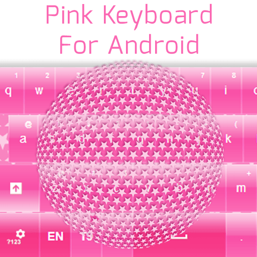Pink Keyboard For Android
