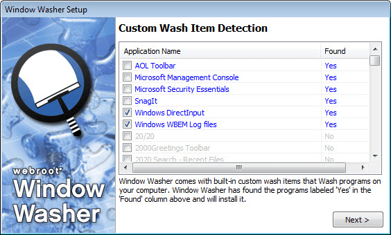 Window Washer 2011