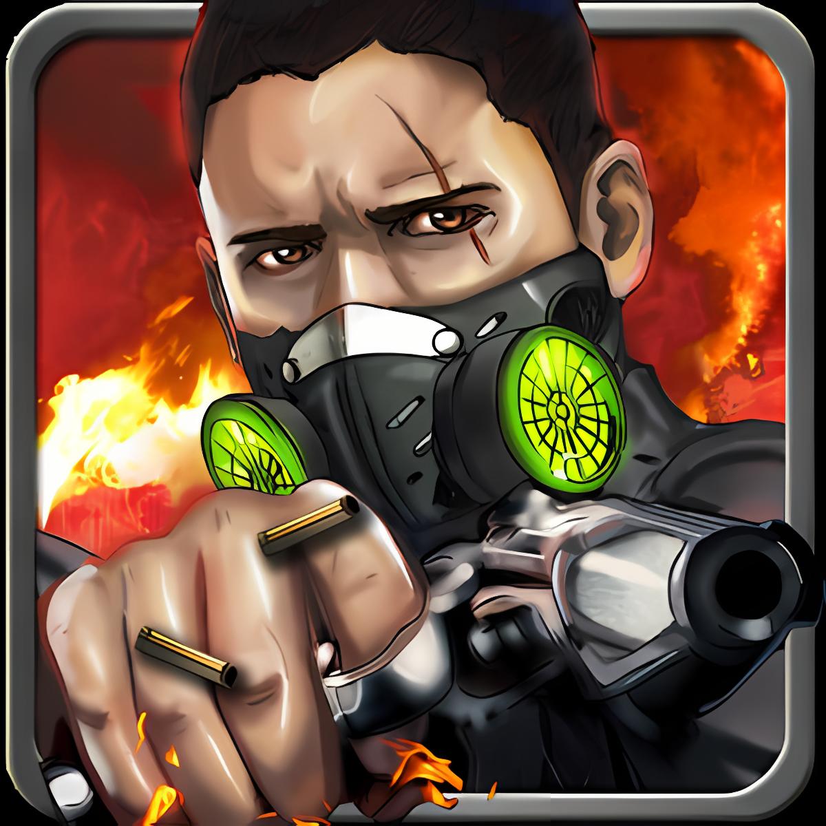 Gunter - juego de disparos