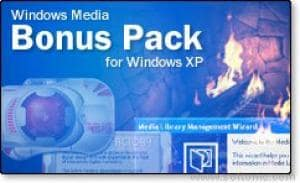 Windows Media Bonus Pack for Windows XP