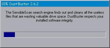 DustBuster XP
