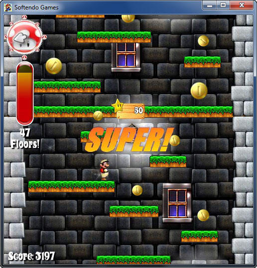 Super Mario Ice Tower