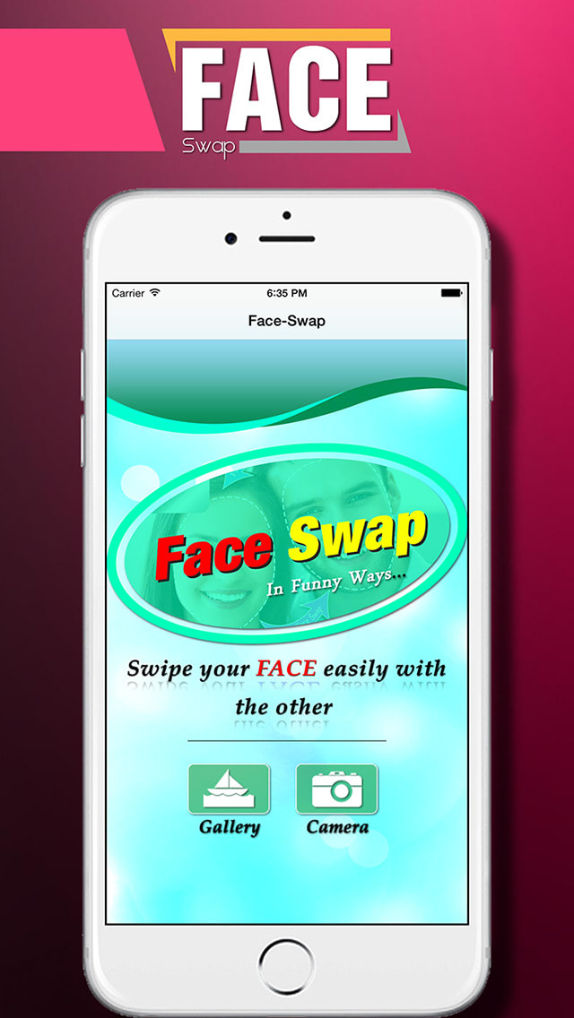 Face Swap - Morph Switch Swap Booth Face Changer