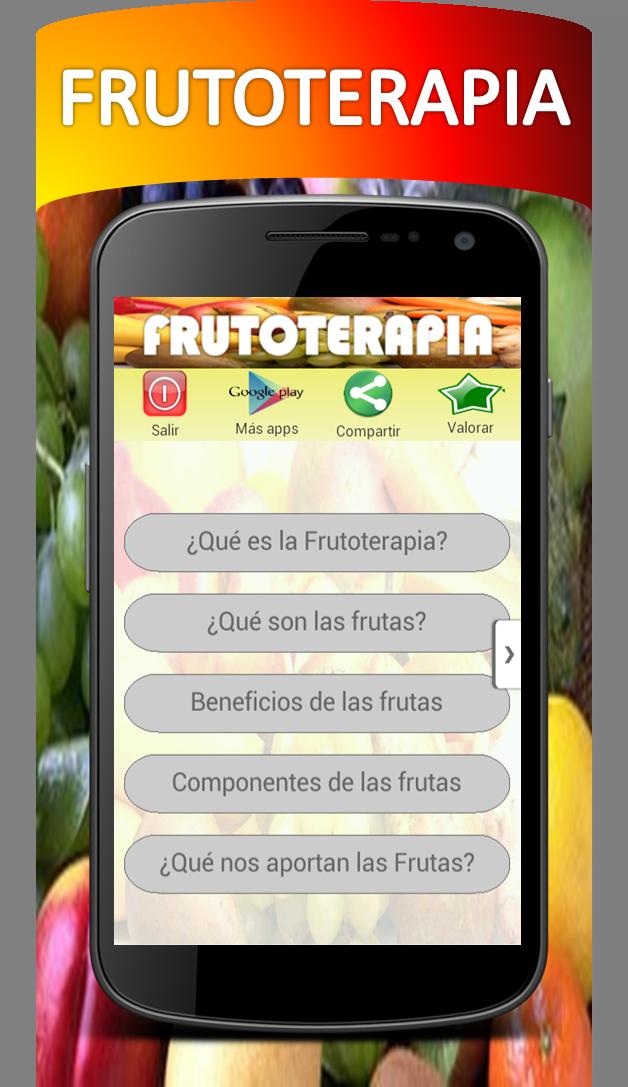 Salud con Frutoterapia