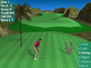 Par 72 Golf