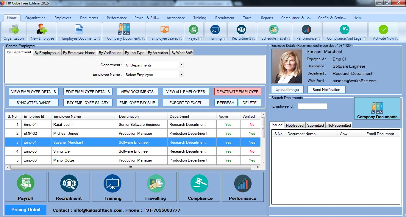 Hr Cube The Hris Software Download