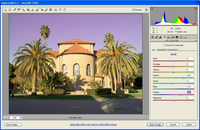 Adobe Camera Raw скачать торрент - фото 2