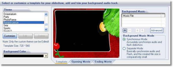 Wondershare Flash SlideShow Builder