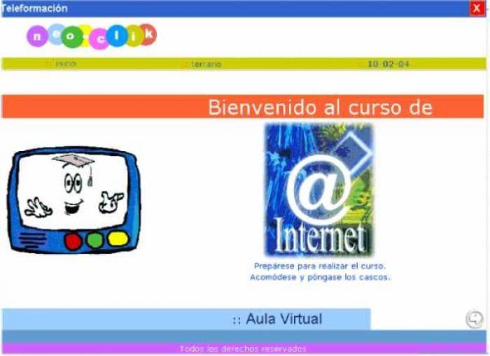 Curso Interactivo de Internet