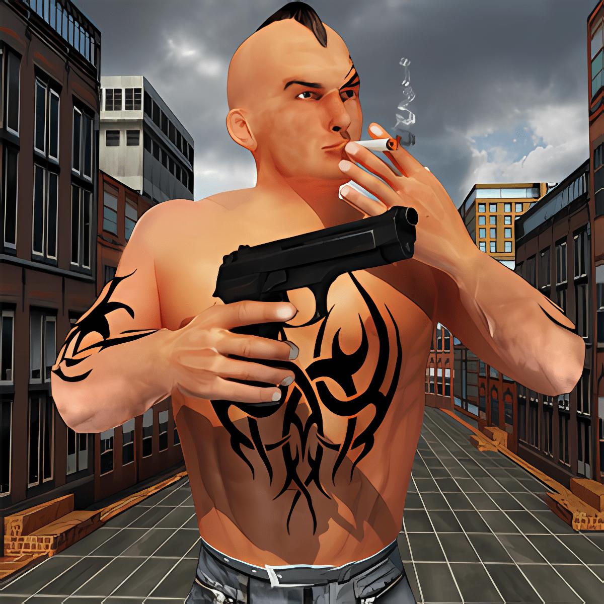 US Mafia Robbery Crime Escape 1.0.1
