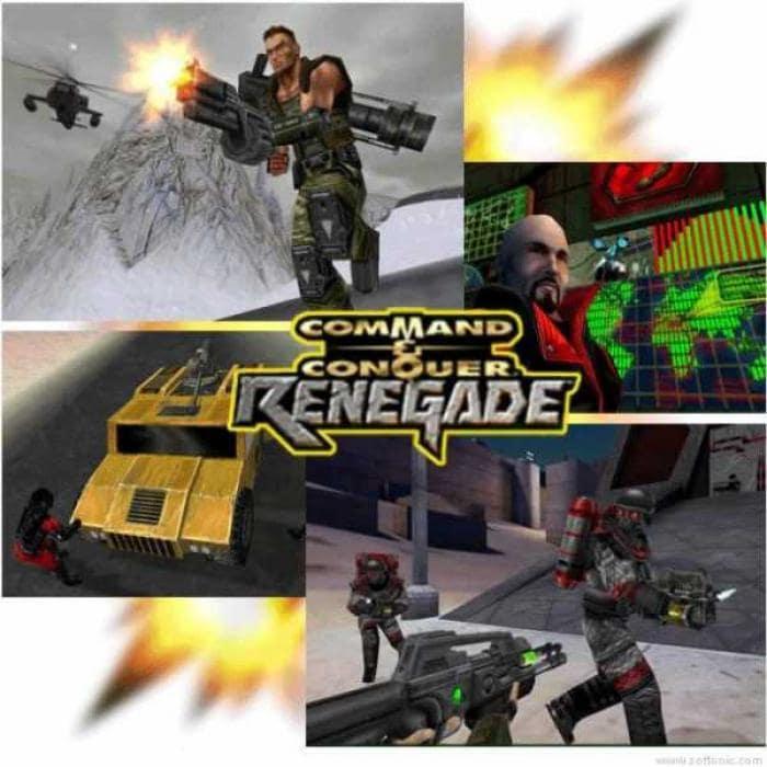 Command & Conquer Renegade (Multiplayer Demo)