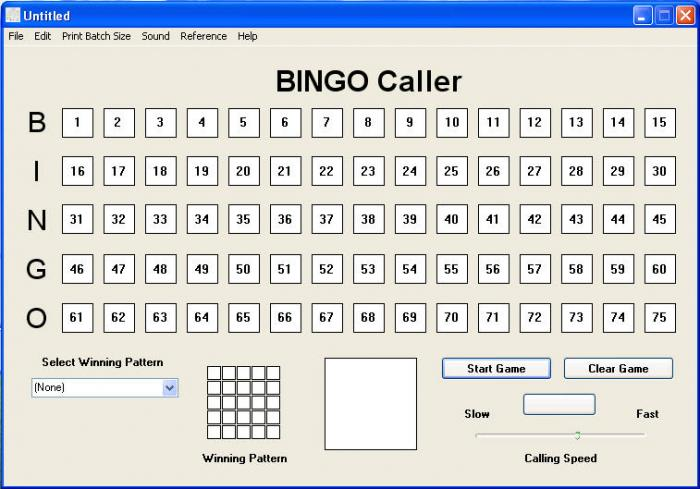 Bingo Caller Download