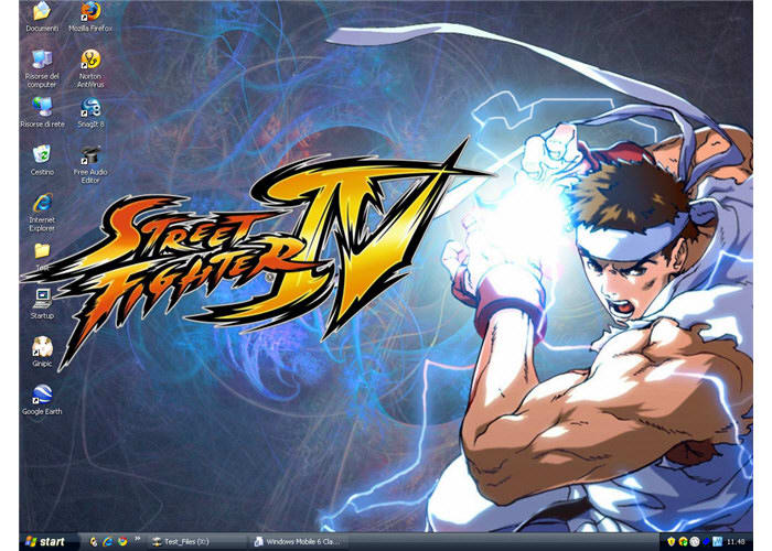 Street Fighter 4 Wallpaper