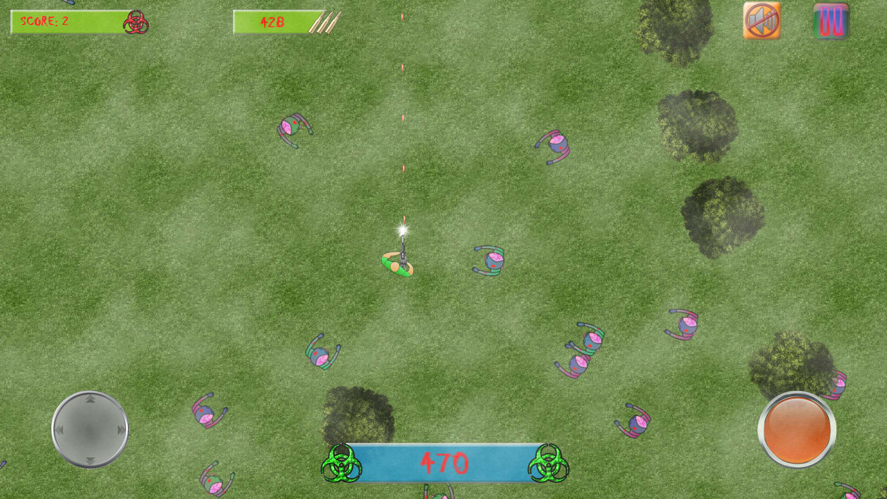 Zombie Survival Shooter