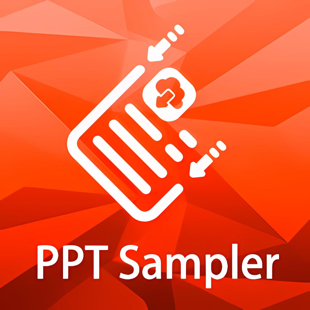 PPT Sampler