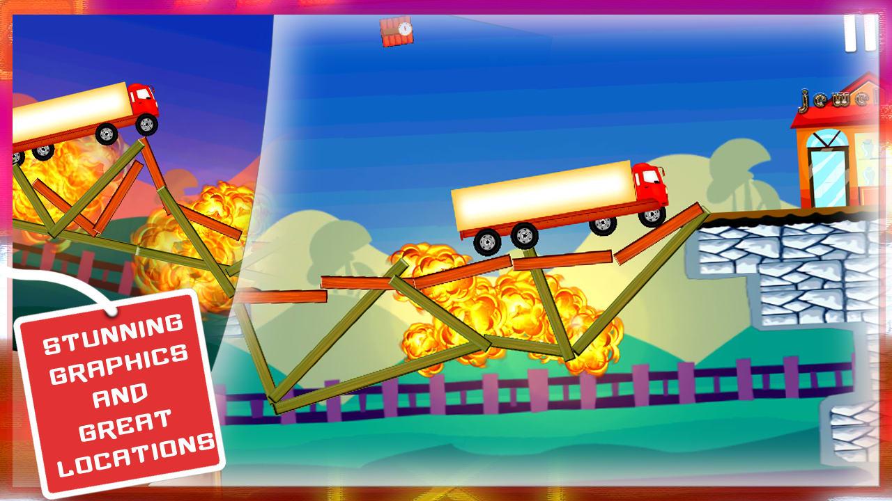 Bang the Bridge Wall