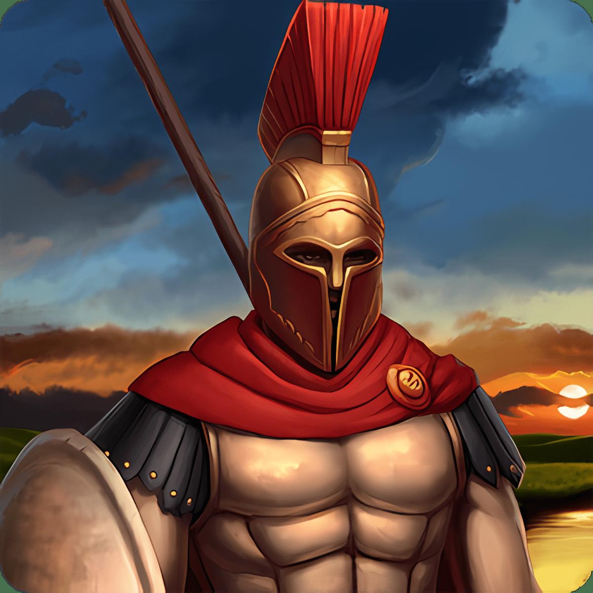 Espartano Solitario Gratis