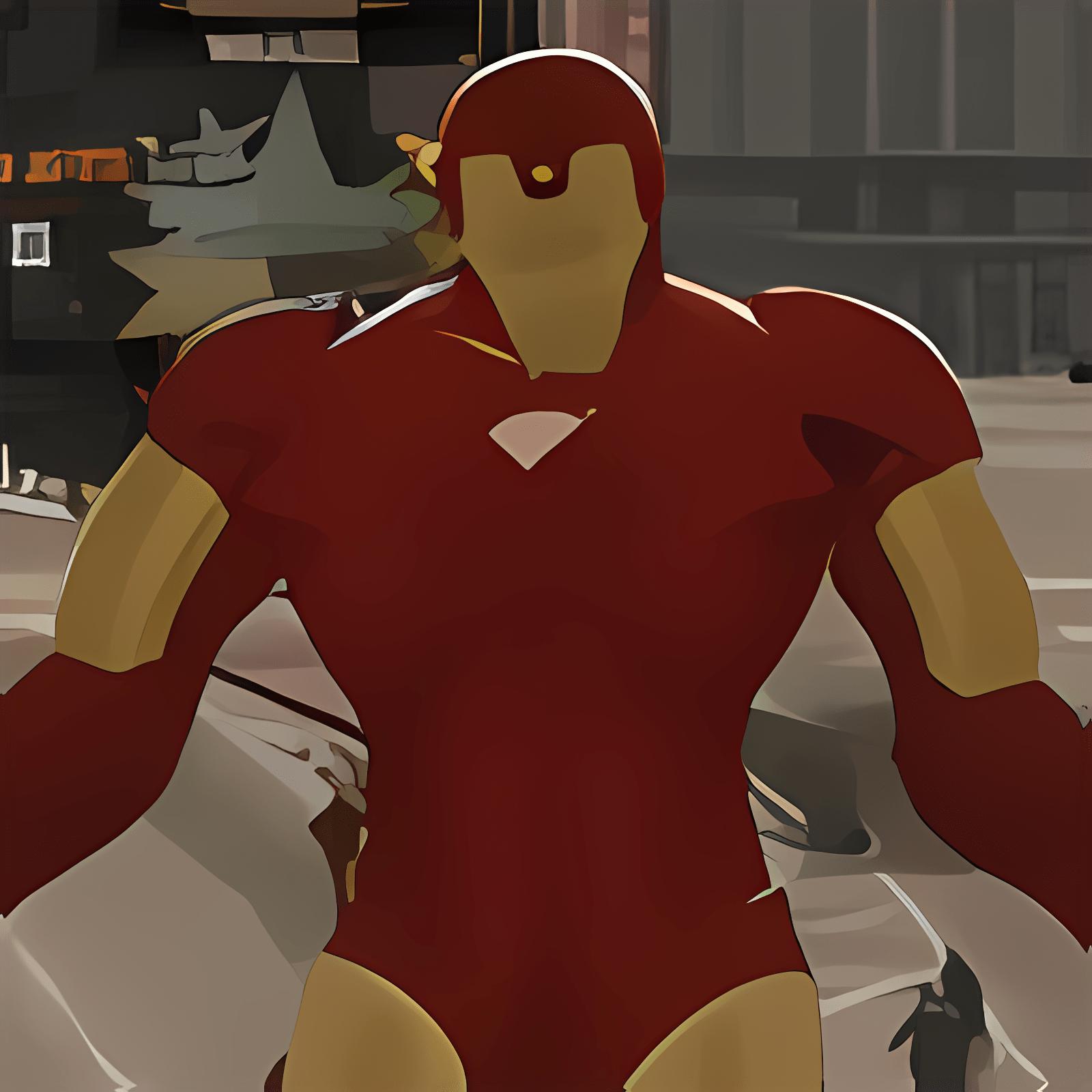 Iron Man Script MKIII