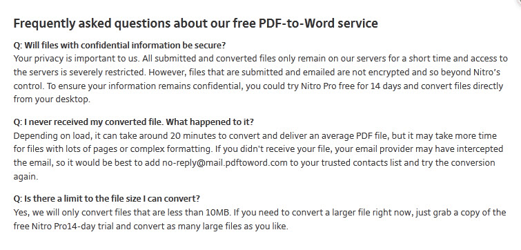 from pdf to word free online nitro