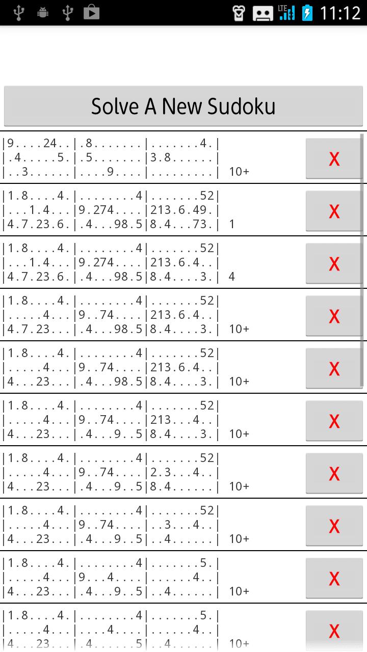 Sudoku Solver Multi Solutions