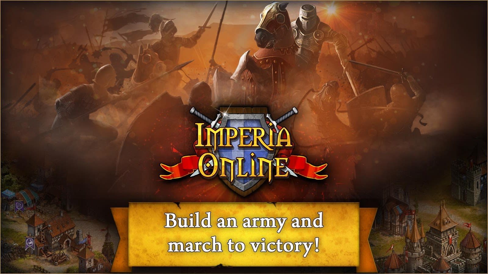 Imperia Online Medieval Game