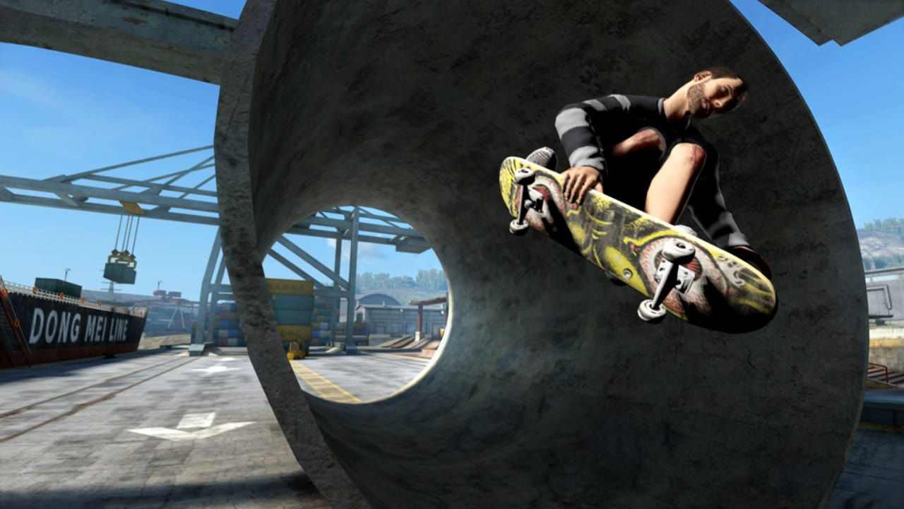 how to hit in skate 3