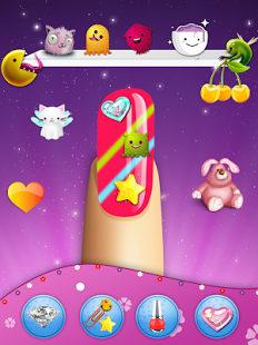 Nail Art - Juegos para niñas
