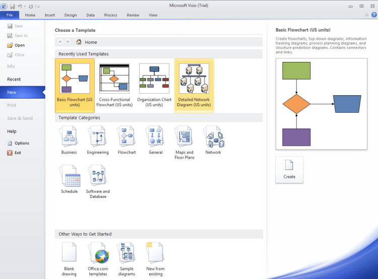 Download Microsoft Visio Trial