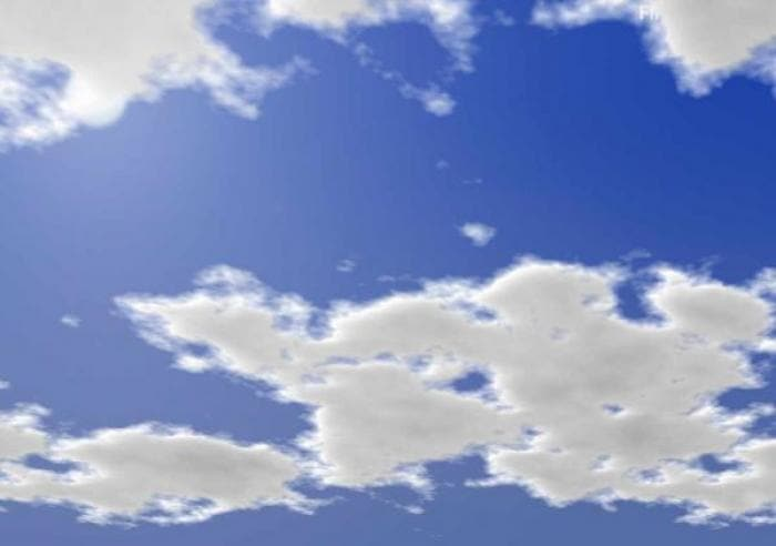 Firmtools Clouds Screensaver